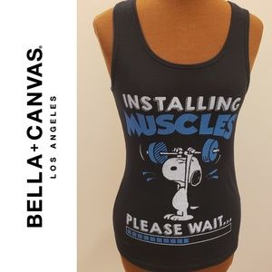 ⭐ SNOOPY ⭐ Graphic Tank